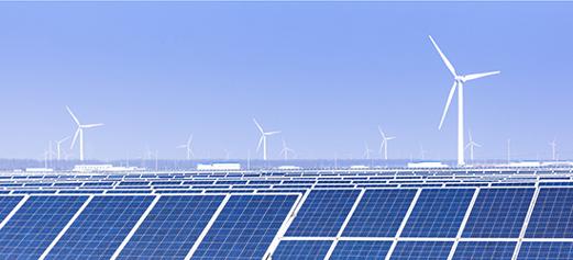Wind und Solar