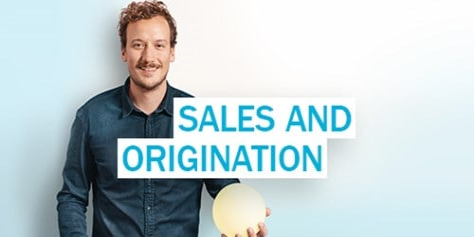 Sales & Origination
