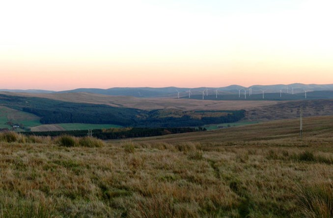 Andershaw Windpark