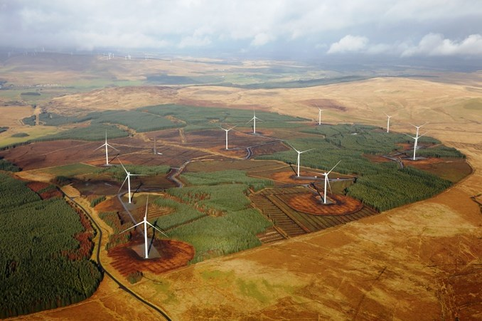 Windpark Andershaw