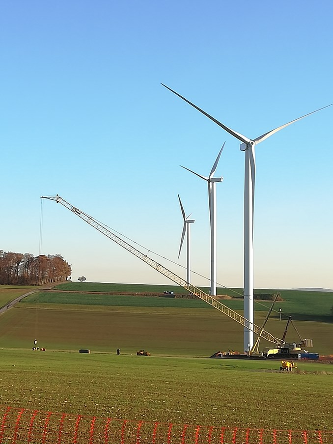 Windpark Waldwisse